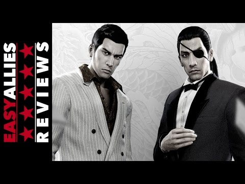 Yakuza 0 - Easy Allies Review - YouTube video thumbnail