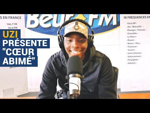 """[Happy Beur] Uzi présente l'album """"C-ur abimé"""" !"""