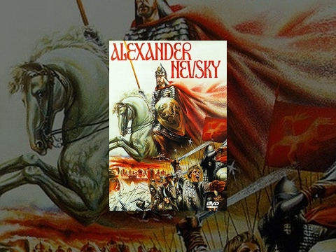 Alexander Nevsky (1938) movie
