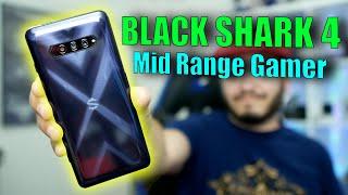 Xiaomi Black Shark 4 Gaming Phone: Premium Performance, Mid Range Price