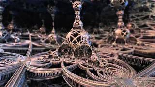 3D Fractal Animation: A Gyre of Stannic Eminences