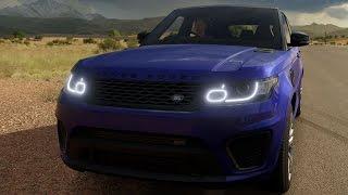 Land Rover Range Rover Sport SVR 2015 - Forza Horizon 3 - Test Drive Free Roam Gameplay (HD) [1080p]