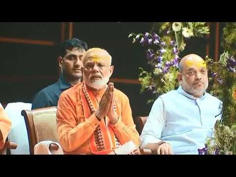 PM Modi ji Live Blessed to do the Ganga Arti in Kashi  Jay Gangama aarti