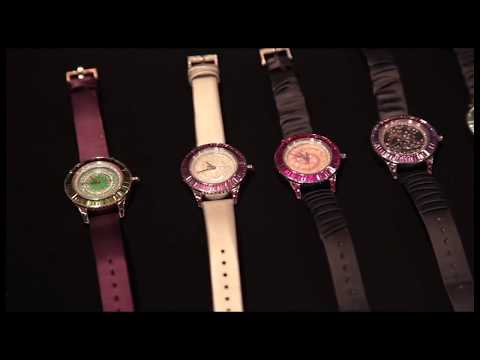 Baselworld 2011  Dior watches  Haute couture meets horology
