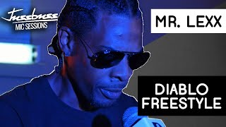 Mr. Lexx | Diablo Freestyle | Jussbuss Mic Sessions | Season 1 | Episode 11
