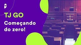 Concurso TJ GO: Começando do zero: Direito Constitucional – Prof. Emerson Bruno