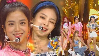《DREAMLIKE》 BLACKPINK(블랙핑크)   FOREVER YOUNG @인기가요 Inkigayo 20180715