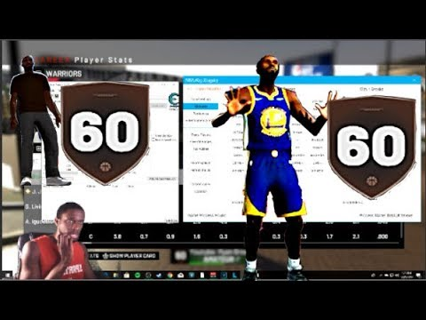HOW TO USE LIMNONO TRAINER NBA 2K19* MAX ATTRIBUTES AND