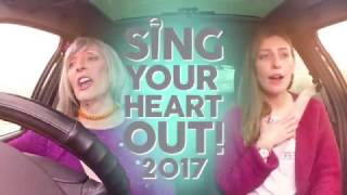 Sing Your Heart Out 2017 - The Album (TV Ad)