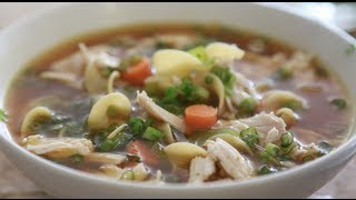 Chicken Noodle Soup   Byron Talbott