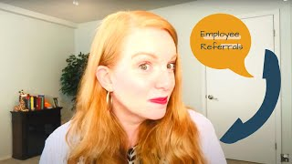 Employee Referrals are GREAT -  when done right! How Recruiters look at referrals!