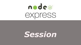 ExpressJS Tutorial - 28 - How To Use Session - Hindi