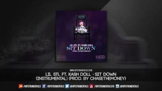 Lil STL Ft Kash Doll  Sit Down Instrumental Prod By ChaseTheMoney + DL Via Hipstrumentals