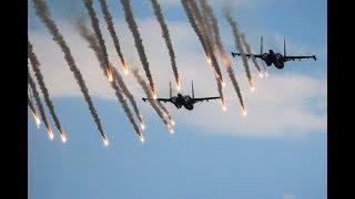 Два российских Су-34  столкнулись над морем. Второго пилота не нашли