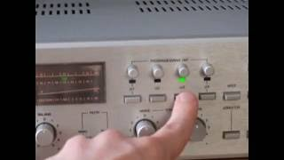 Amplituner FM RADMOR 5411 (rare Polish receiver)