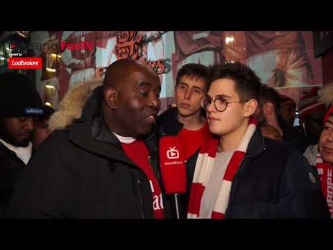 Arsenal 3-1 AC Milan | Coming From 1 Nil Down Showed Strong Mentality (Jack)