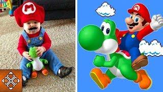 20 Nintendo Halloween Costumes KIDS Will LOVE