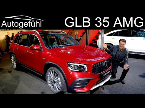 External Review Video LpegtFy0f5M for Mercedes-Benz GLB-Class Crossover (X247)