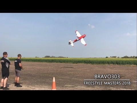 FSM UK RC - PAUL CAMILLERI FLYING HIS PILOT EXTRA 330 SC