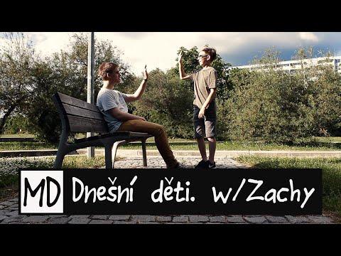 Dnešní děti. w/Zachy | Martin Donát