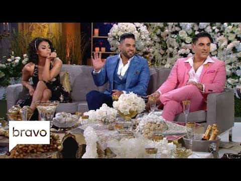 Your First Look At The Shahs Of Sunset Season 7 Reunion! | Shahs Of Sunset: S07, E14 | Bravo