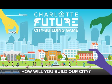 Charlotte Future City-Building Game