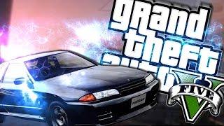 I GTA 5 Online I Car Customisation I Elegy RH8 Retro