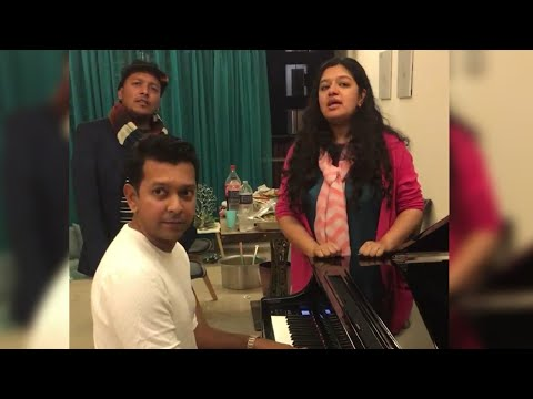 """Shlok"" By Tahsan & Elita After Ages! ❤ (at Tahsan's House Warming Party) 