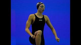 Torri Huske Sets A National Record | Women's 100m Fly A Final