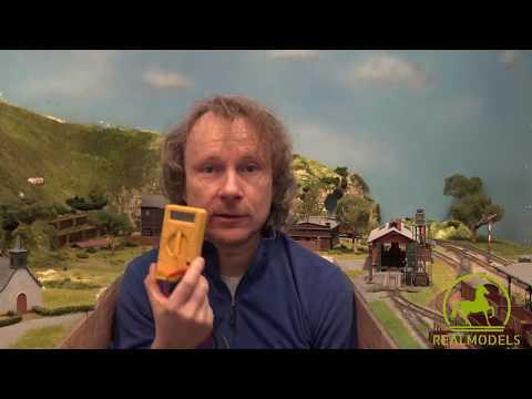 Il tester nel modellismo ferroviario