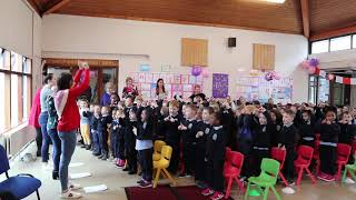Junior infants; Mrs Hughes You Are A Star 14th Feb 2020