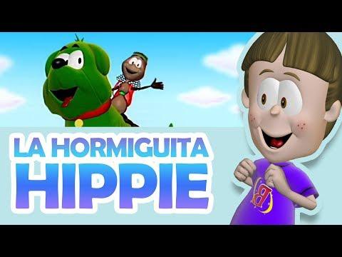 biper y sus amigos la hormiguita hippie