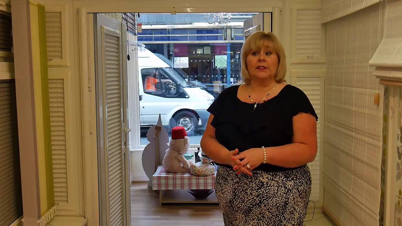 Fiona from Norwich Sunblinds talks about Fly Screens