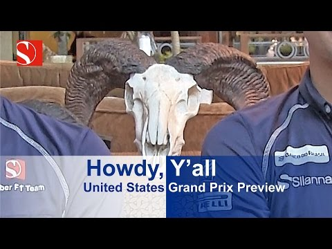 Howdy, Y'all - United States Grand Prix - Sauber F1 Team