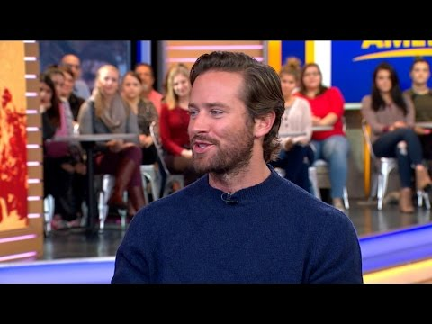 The Birth of a Nation | Armie Hammer Interview
