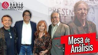 Mesa sobre Desaparición Forzada y la trayectoria de Rosario Ibarra de Piedra