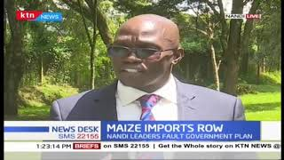 Debate on maize importation row rages on