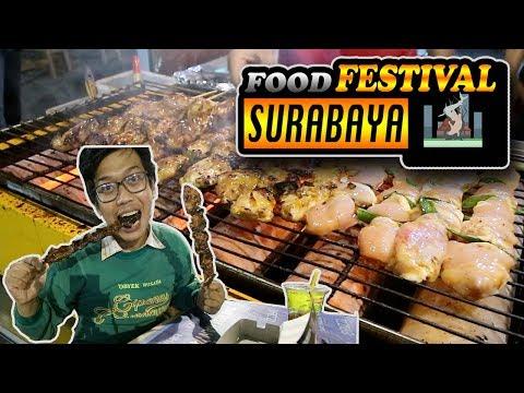 mp4 Food Festival Surabaya 2018, download Food Festival Surabaya 2018 video klip Food Festival Surabaya 2018