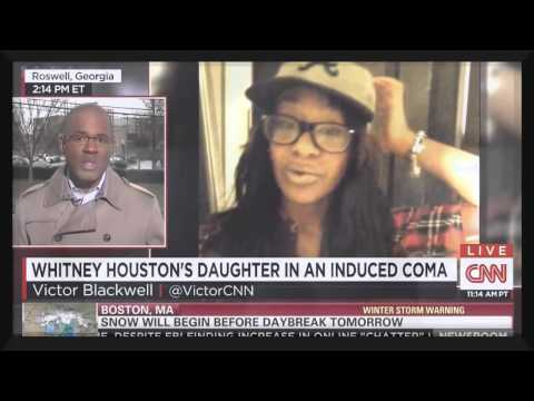 Bobbi Kristina Induced Coma May Last Weeks   911 Tape Released CNN