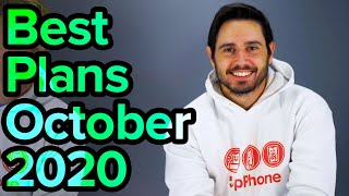 Best Cell Phone Plans [October 2020]