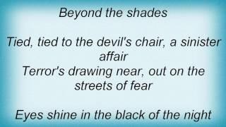 Accept - Shades Of Death Lyrics