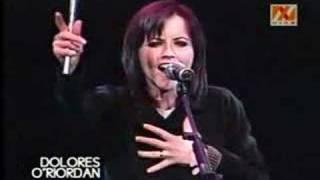 Dolores O'Riordan - Human Spirit (Live in Chile)