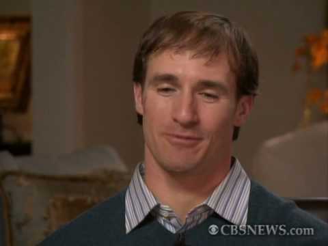 Drew Brees and the Manning Family