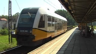 preview picture of video 'SA135 WAŁBRZYCH-KŁODZKO 1/1 Przejazd latem '09 linią 286 (SRJP-tabela 245)'