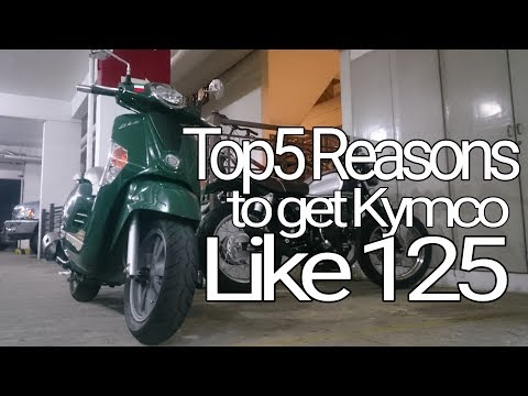 SDM#75 : Watch this on why to own Kymco Like125
