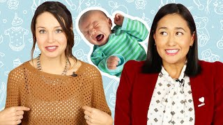 Surprising Things Your Body Does After Childbirth - YouTube