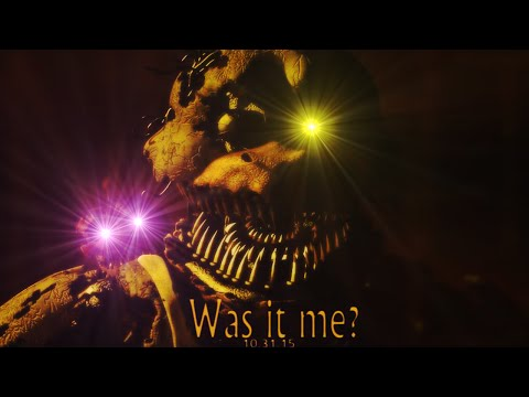 Nuevo Five Nights At Freddys 4 Teaser | FNAF 4 | Nightmare Chica | FNAF
