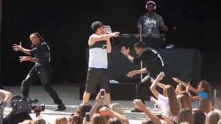Austin Mahone Performing 11:11