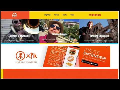 TD3.3 Touristainment, Turismo + Entretenimiento - Sun Channel tourism television -6tos. Premios #LatamDigital