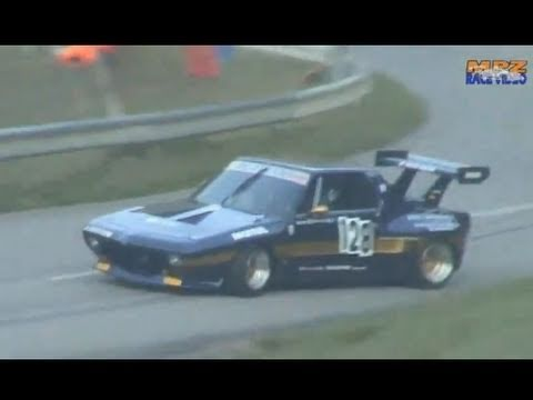 Hillclimb Offroad Incident - Nice Drift  Touring Cars - Bergrennen St. Ursanne Vol. 1